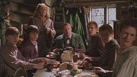Família Weasley/Divulgação