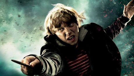 Rony Weasley/Divulgação