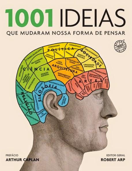 1001 Ideias que Mudaram nossa Forma de Pensar / Divulgação