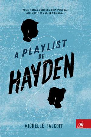 Capa de 'A Playlist de Hayden'/ Divulgação