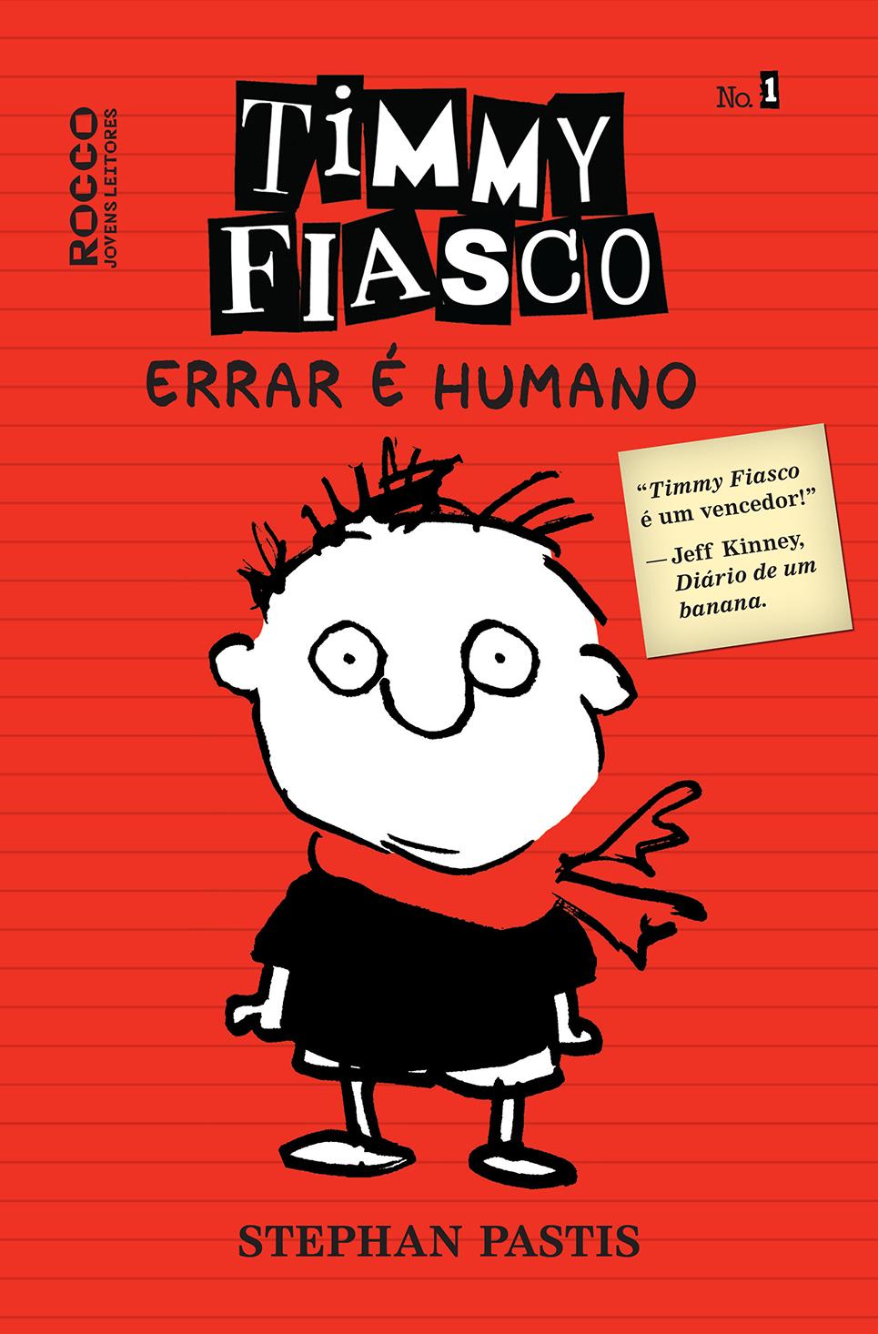 """""""Timmy Fiasco- Errar É Humano"""" / Divulgação"""