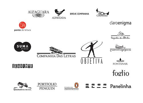 Selos do novo Grupo Companhia das Letras/Divulgação