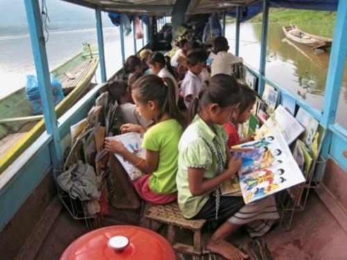 Barco Biblioteca