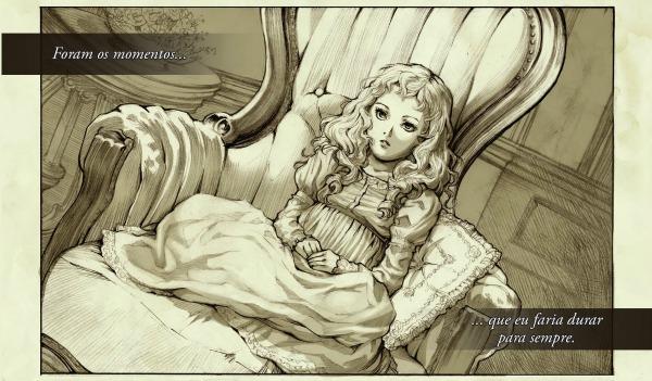 Ilustração 'Entrevista com o Vampiro: a História de Claudia'/Divulgação