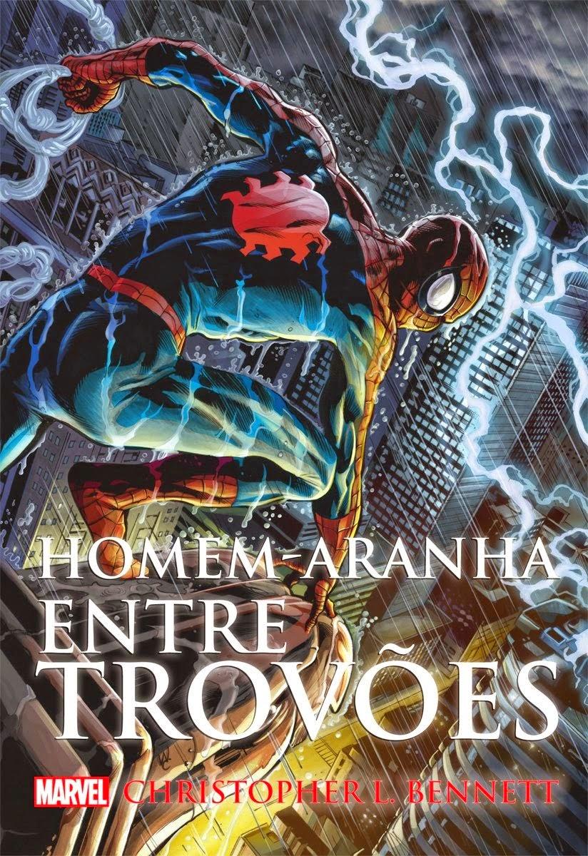 'Homem-Aranha Entre Trovoes' / Divulgação