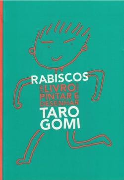 'Rabiscos - Um Livro para Pintar e Desenhar'  de Taro Gomi / Divulgação