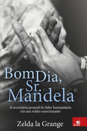 Capa de 'Bom dia, Sr. Mandela'/Divulgação