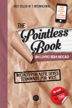 'The pointless book: Um livro sem noção' / Divulgação