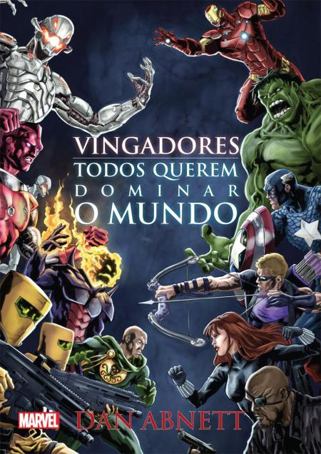 'Vingadores: Todos querem dominar o mundo' / Divulgação